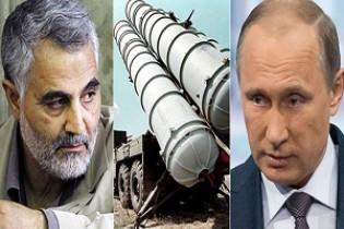 دیدار سه ساعته پوتین و سردار سلیمانی در مسکو؛ کلید حمله روسیه به سوریه