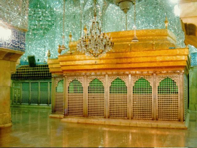 عکس آرامگاه امام حسین