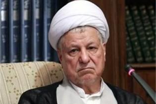 آيتالله هاشمی رفسنجانی: خواستیم جشن بگیریم ۶۰ درصد نامزدها را کنار گذاشتند