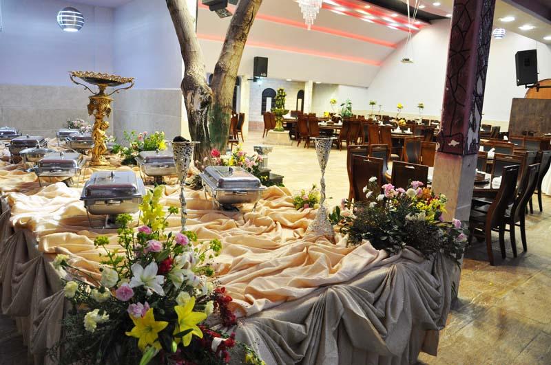 باغ عروسی یاس