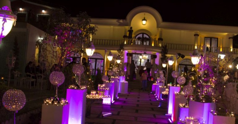 باغ عروسی اطراف تهران