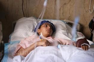 سارا عبدالمالکی از بیمارستان مرخص شد