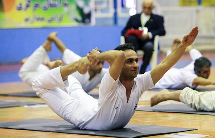 یوگا ایران