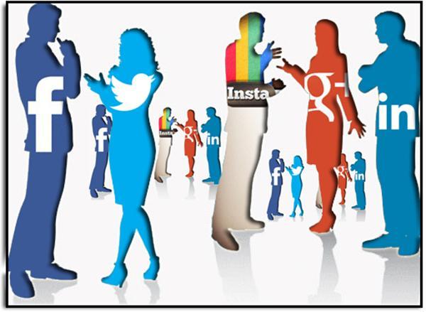Image result for حضور مدیرعامل ها در شبکه های اجتماعی