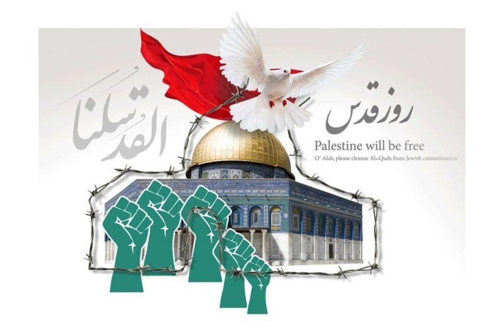 رضا کریمی: روز قدس روز بصیرت و آزادی خواهی مسلمانان جهان است