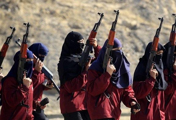 زنان کماندوی پاکستانی , آموزش زنان پاکستانی, آموزش زنان کماندوی پاکستانی , کماندوی زن پاکستانی