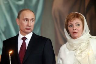 Путин и Кабаева: свадьба, венчание, фото. Личная жизнь 59