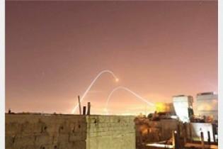 موشکهایی که دقیق به اهداف خاص اسرائیل خوردند + نام مراکز