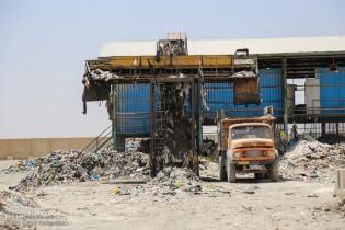 قرارداد تولید برق از بزرگترین مرکز دفن زباله تهران امضا می شود