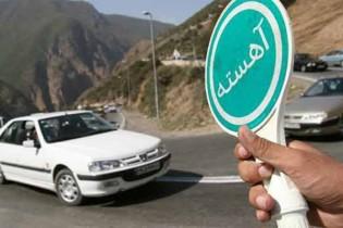 مسدود بودن 5 محور مواصلاتی / ترافیک سنگین در ورودی کلانشهرها