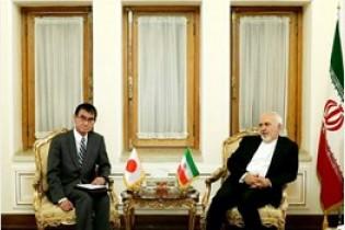 وزیر خارجه ژاپن در گفتگو با ظریف: افزایش تنش با ایران، به ضرر همه خواهد بود
