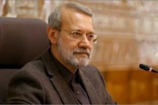 لاریجانی: سفر شینزو آبه حاصل رویکرد عقلایی ایران است