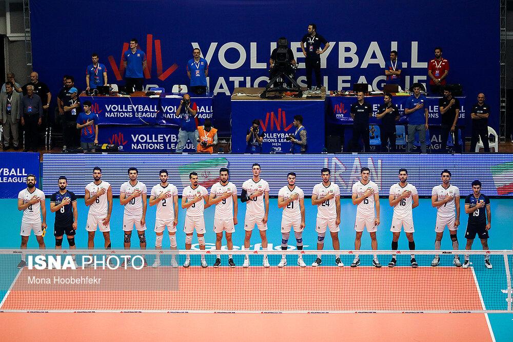 قدردانی فدراسیون جهانی والیبال از صداوسیما